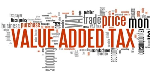 Principles Governing Value Added Tax (VAT)