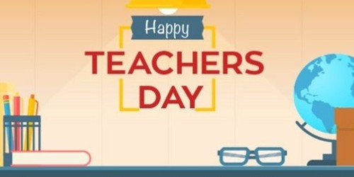 Letter to Friend describe Teacher's Day you Celebrate
