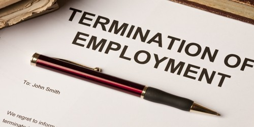 Sample Termination Letter without Cause or staff reduction reason