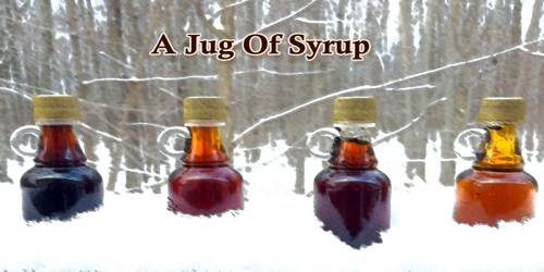 A Jug Of Syrup