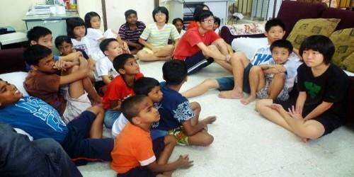 A Visit to Rumah Sayang Orphanage