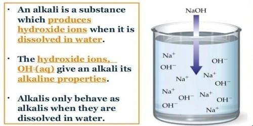 An Alkali