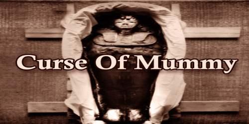 Curse Of Mummy