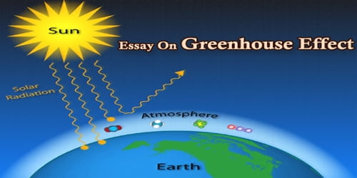 Essay On Greenhouse Effect