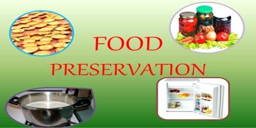 Importance of Food Preservation