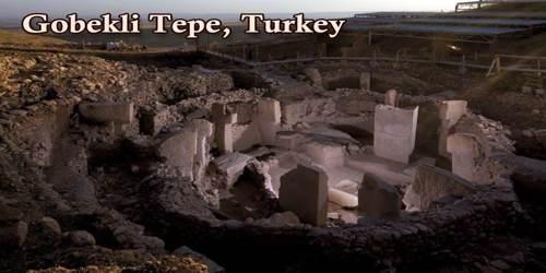 Gobekli Tepe, Turkey