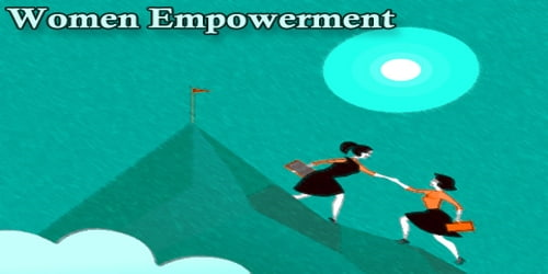 Paragraph On Women Empowerment