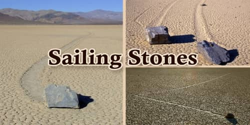 Sailing Stones
