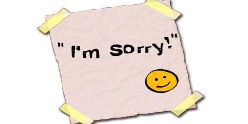 Sorry Letter to Brother for Forgiveness of Mistakes