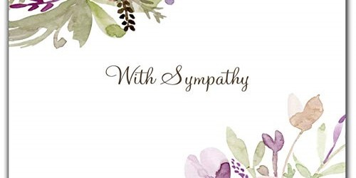 Sympathy Letter for Business Loss