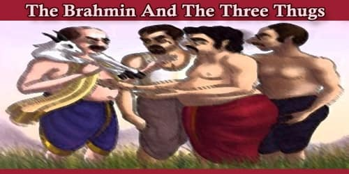 The Brahmin And The Three Thugs