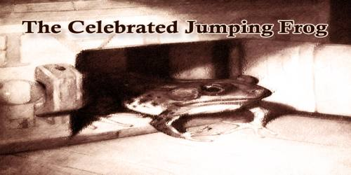 The Celebrated Jumping Frog