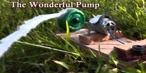 The Wonderful Pump
