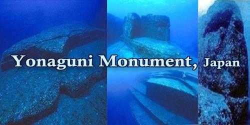 Yonaguni Monument, Japan