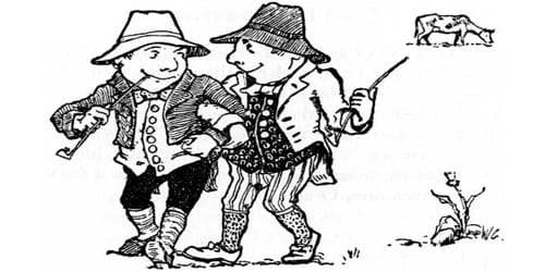 Hudden, Dudden and Donald O'Neary (A Tale From Ireland)