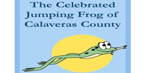 The Celebrated Jumping Frog of Calaveras