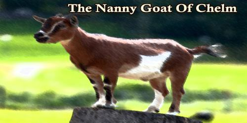 The Nanny Goat Of Chelm