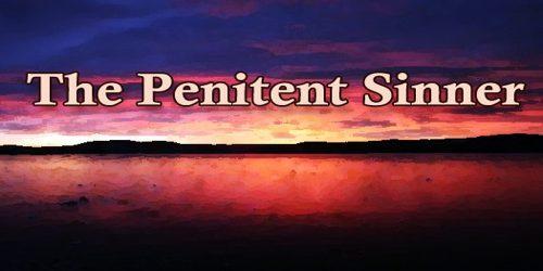 The Penitent Sinner