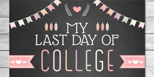 Last day at College