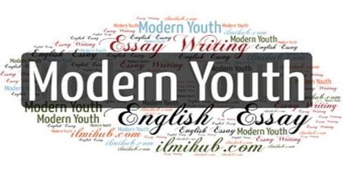 Modern Youth – an Open Speech