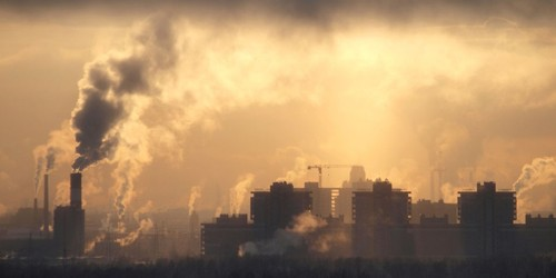 Air Pollution – Causes and Control