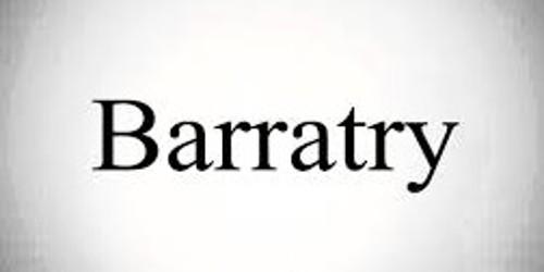 Barratry
