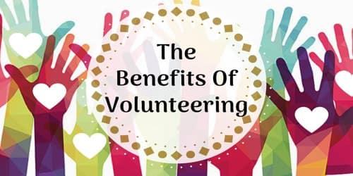 Benefits of Volunteering – An Open Speech
