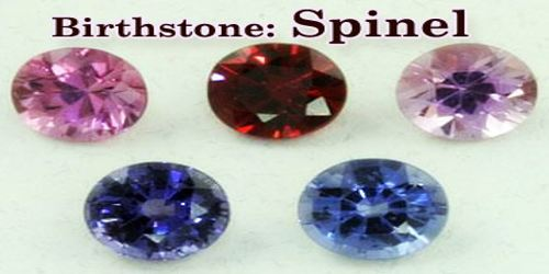 Birthstone: Spinel