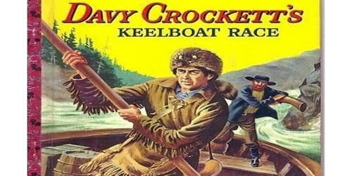 Davy Crockett and the Wily Raccoon