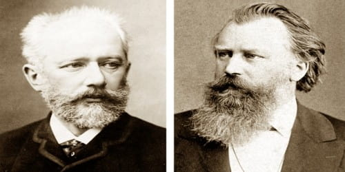 Days of Music: Johannes Brahms and Peter Ilyich Tchaikovsky