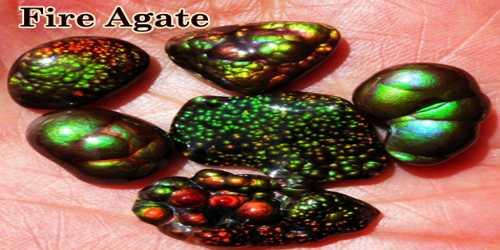Fire Agate