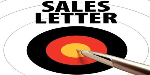 Sample Instant Sales Letter Format