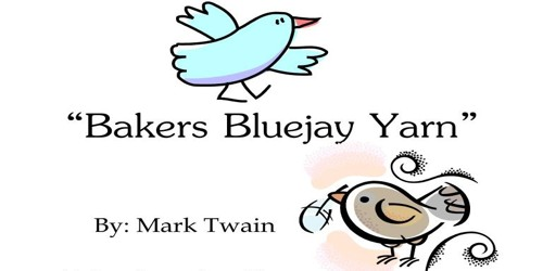 Jim Baker's Blue-Jay Yarn