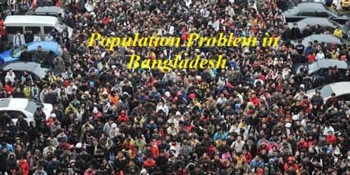 Population Problem in Bangladesh