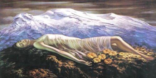 The Sleeping Mountains
