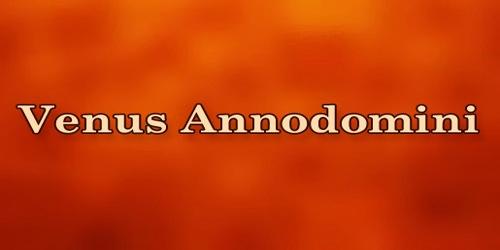Venus Annodomini
