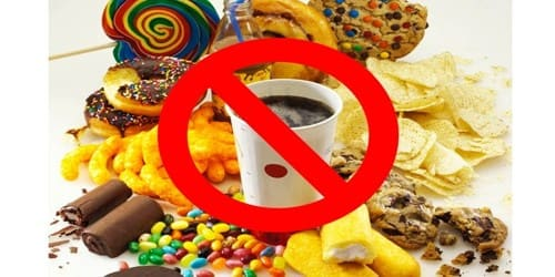 Open Speech onban sale of soft drinks and junk food in School Canteen