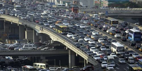 How can we help ease traffic congestions – an Open Speech