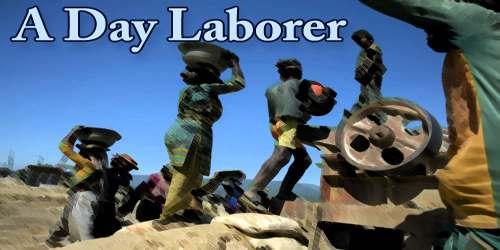 A Day Laborer