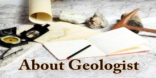 About Geologist
