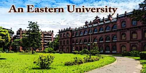An Eastern University