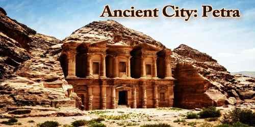 Ancient City: Petra