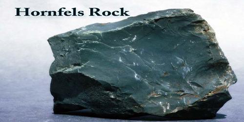 Hornfels Rock