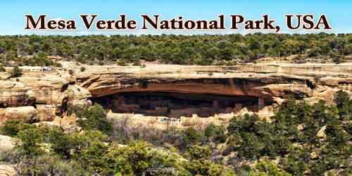 Mesa Verde National Park, USA