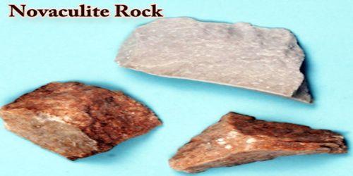 Novaculite Rock