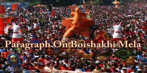 Paragraph On Boishakhi Mela