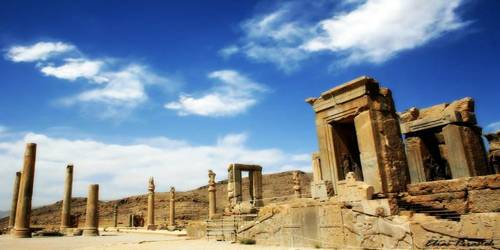 Persepolis The Capital Of The Persian Achaemenid Empire Assignment Point
