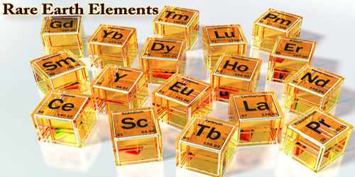 Properties Of Rare Earth Elements