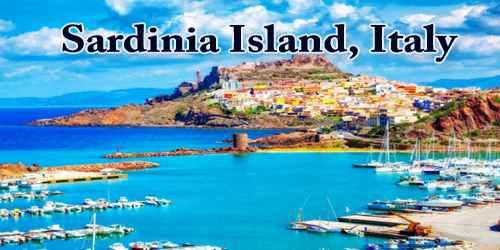 Sardinia Island, Italy