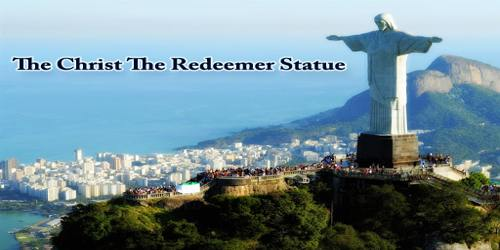 The Christ The Redeemer Statue